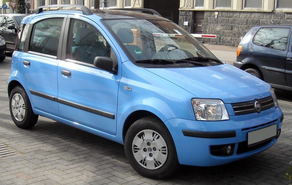 Fiat Panda - Seconda Generazione