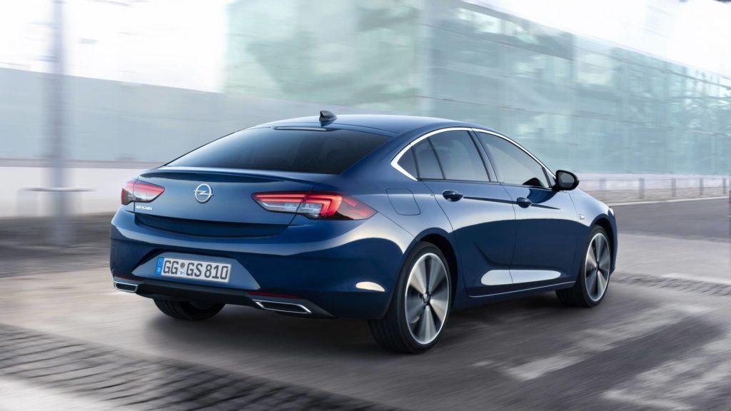 Opel Insignia - Posteriore