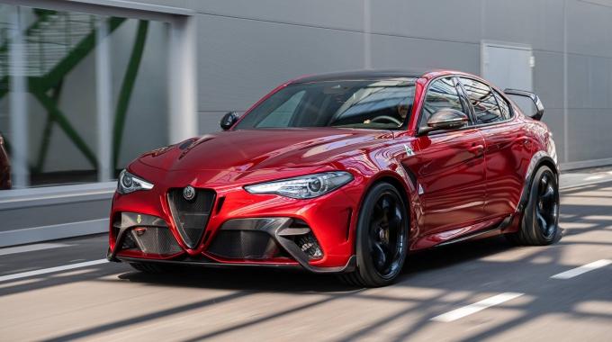 Alfa Romeo Giulietta 2020 - Estetica
