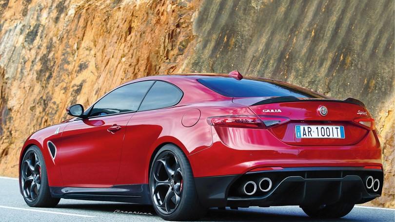 Alfa Romeo Giulietta 2020 - Posteriore